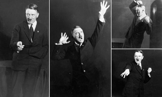 Hitler Rehersal ** COMPOSITE **
